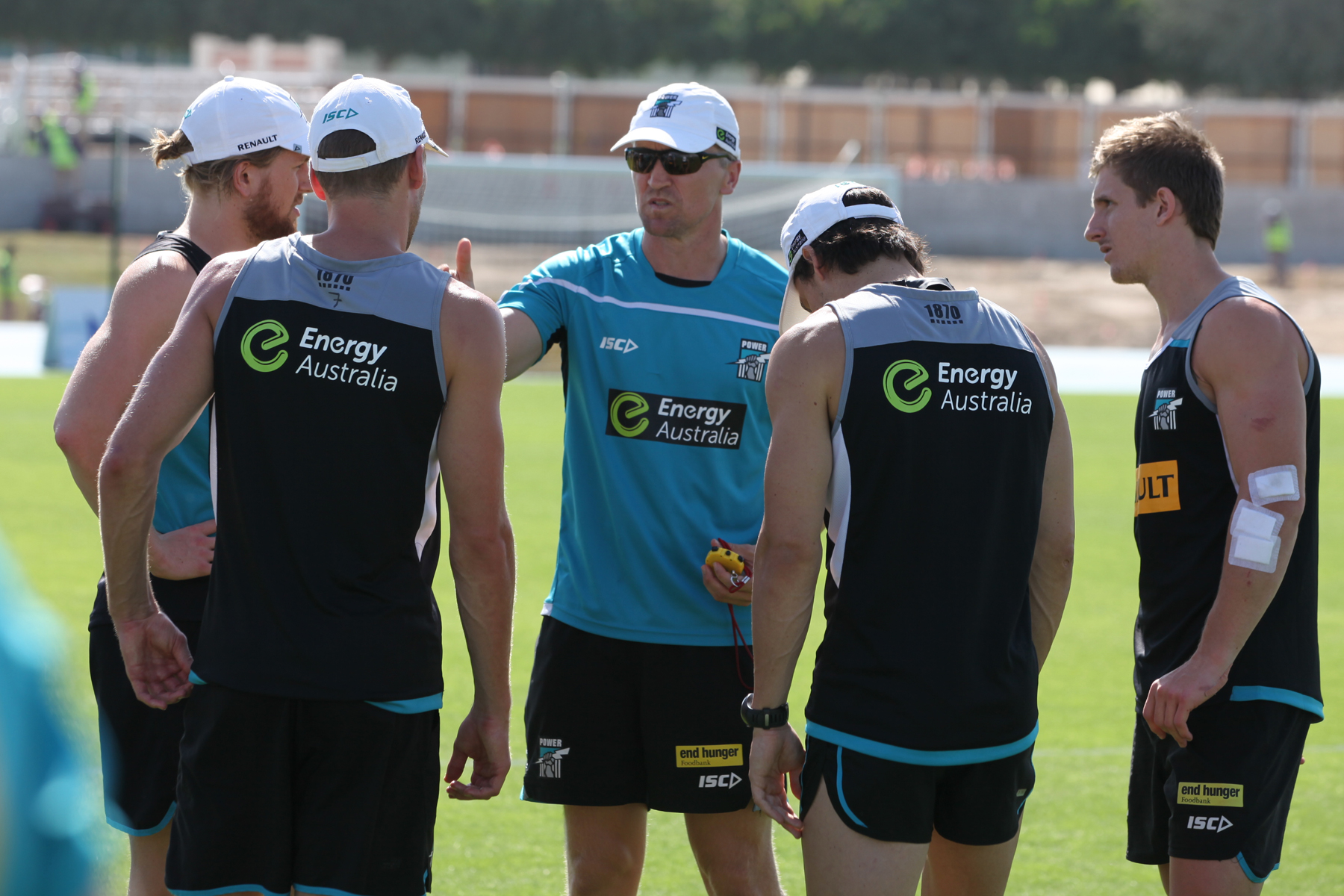 Port Adelaide Football Club - High Performance Academy