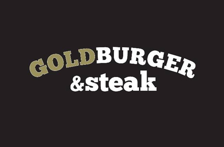 Goldburger and Steak